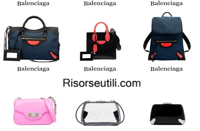 Bags Balenciaga 2015 spring summer accessories