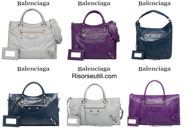 Bags Balenciaga spring summer womenswear