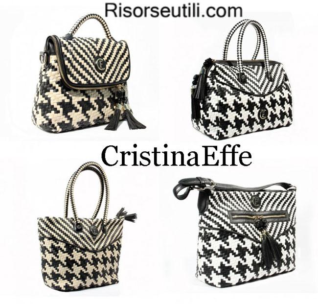 Bags CristinaEffe spring summer womenswear