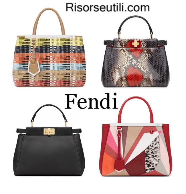 Bags Fendi spring summer womenswear