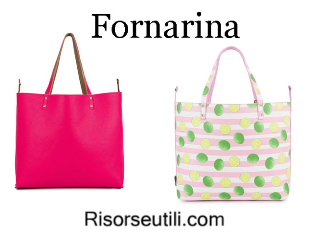 Bags Fornarina 2015 spring summer accessories