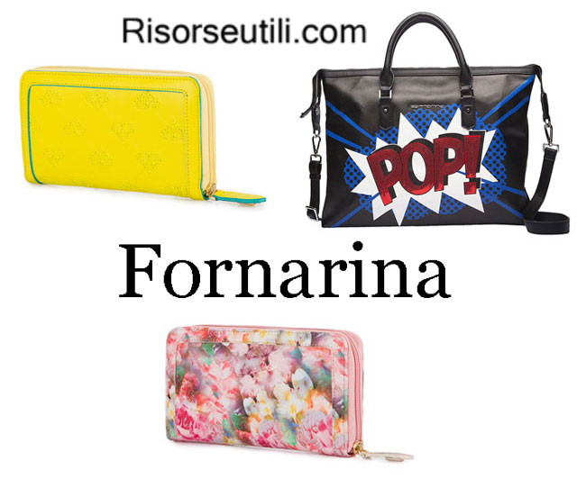 Bags Fornarina spring summer womenswear