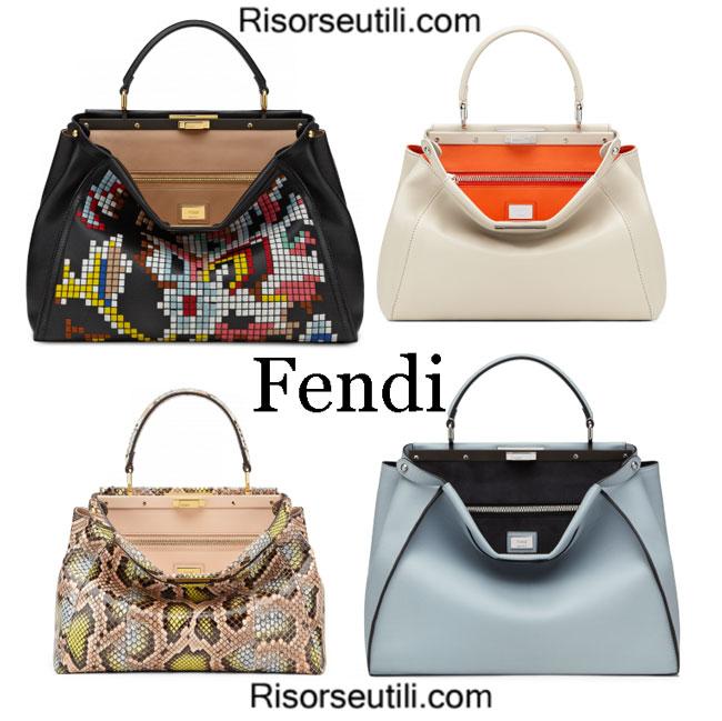 Collection Fendi new arriwals womenswear