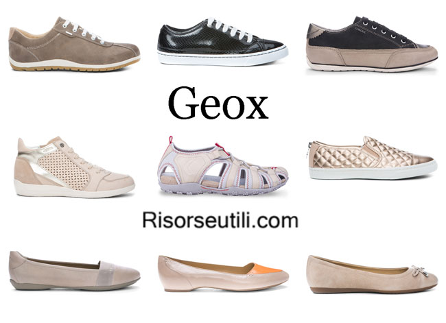 Collection Geox 2015 womenswear