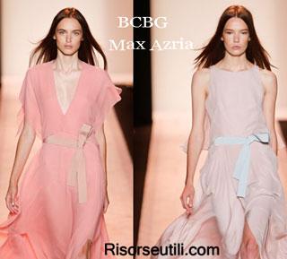 Dresses BCBG Max Azria spring summer 2015 womenswear
