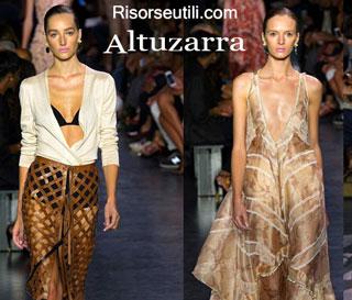 Fashion dresses Altuzarra spring summer 2015 womenswear