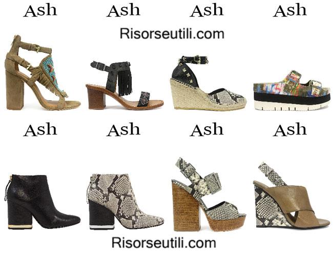 Footwear Ash 2015 spring summer