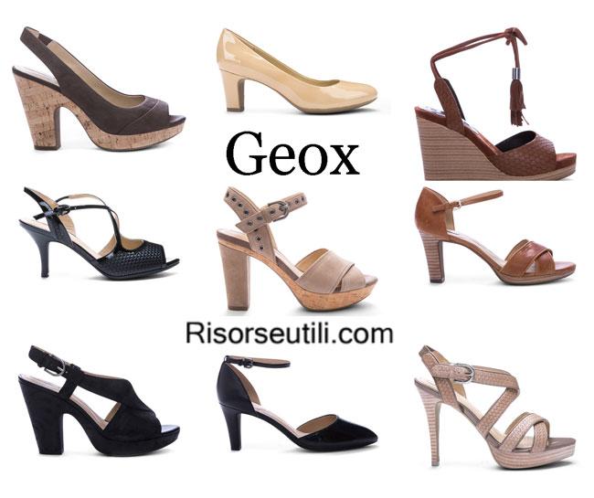 Shoes Geox spring summer 2015 womenswear footwear 38f94812a60