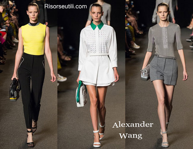 Handbags Alexander Wang and shoes Alexander Wang 2015