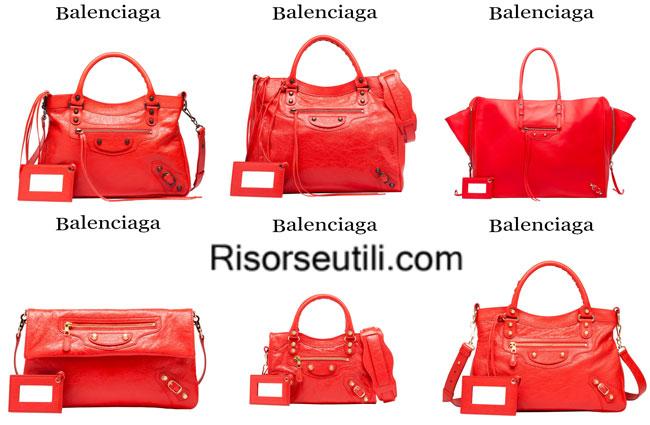 Handbags Balenciaga spring summer womenswear