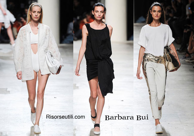 Handbags Barbara Bui and shoes Barbara Bui 2015