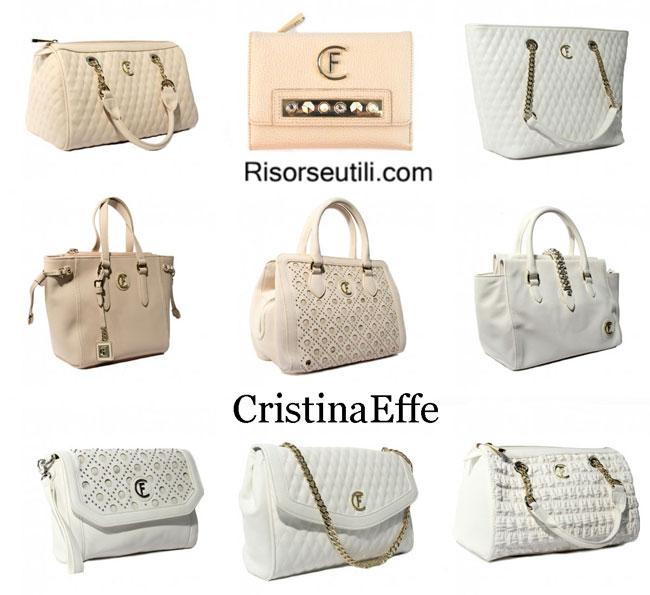 Handbags CristinaEffe spring summer womenswear