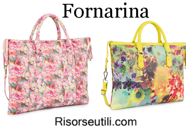 Handbags Fornarina spring summer womenswear
