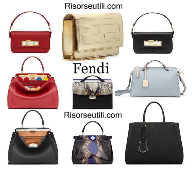 Purses Fendi spring summer womenswear