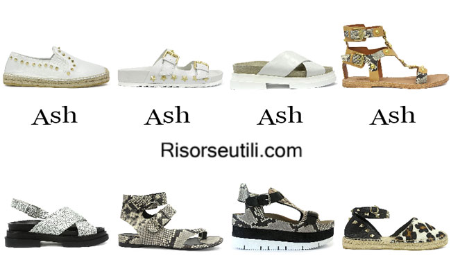 Shoes Ash spring summer 2015