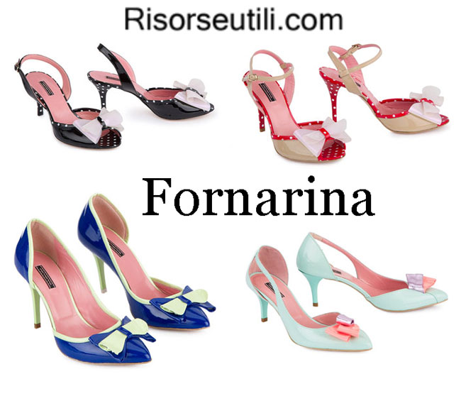 Shoes Fornarina new arrivals spring summer