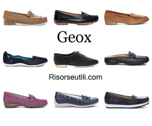 Shoes Geox spring summer 2015