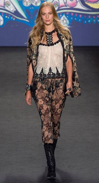 Anna Sui Spring Summer 2015 Womenswear 10