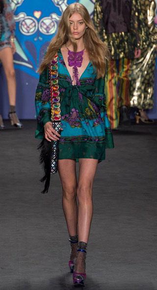 Anna Sui Spring Summer 2015 Womenswear 11