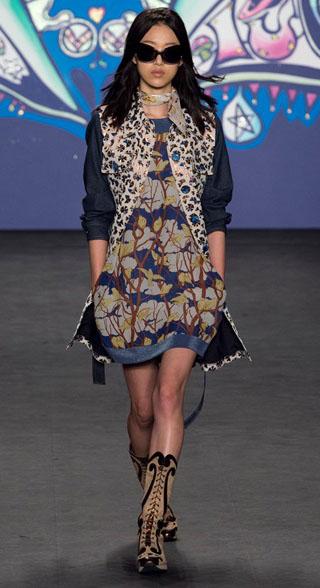 Anna Sui Spring Summer 2015 Womenswear 2