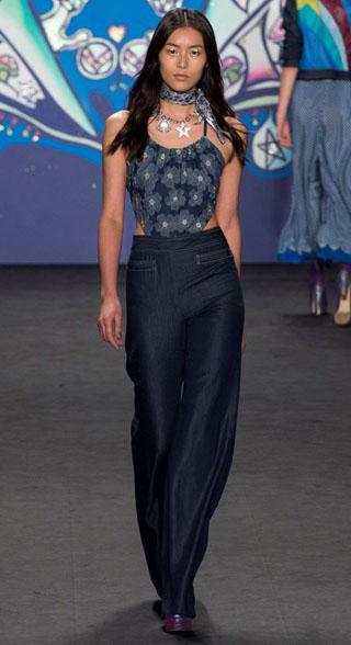 Anna Sui Spring Summer 2015 Womenswear 3