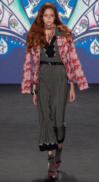 Anna Sui Spring Summer 2015 Womenswear 4