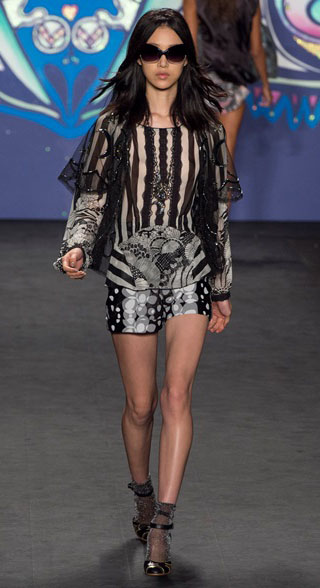 Anna Sui Spring Summer 2015 Womenswear 7