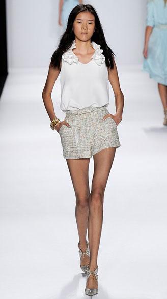 Badgley Mischka Spring Summer 2015 Womenswear 1