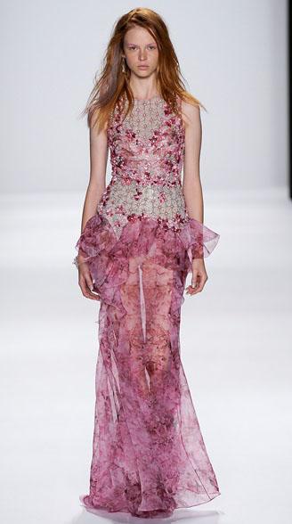 Badgley Mischka Spring Summer 2015 Womenswear 11