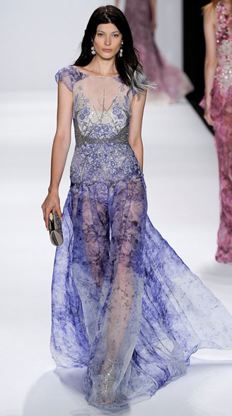Badgley Mischka Spring Summer 2015 Womenswear 12