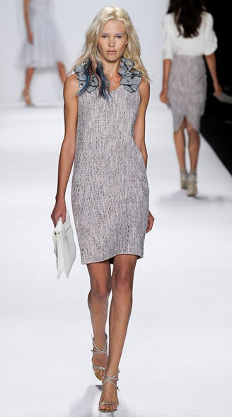 Badgley Mischka Spring Summer 2015 Womenswear 2