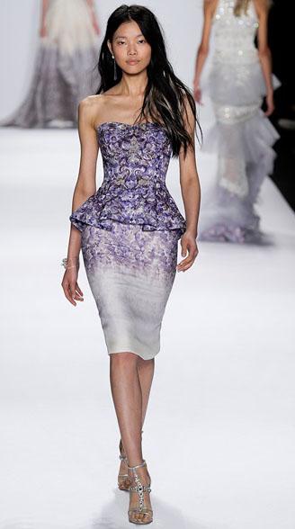 Badgley Mischka Spring Summer 2015 Womenswear 3