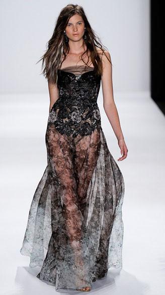 Badgley Mischka Spring Summer 2015 Womenswear 4