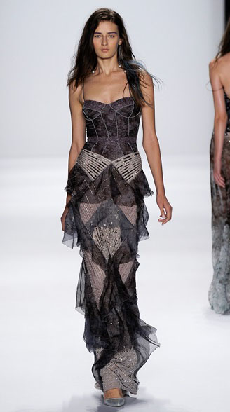 Badgley Mischka Spring Summer 2015 Womenswear 5