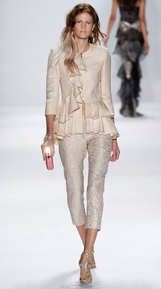 Badgley Mischka Spring Summer 2015 Womenswear 6