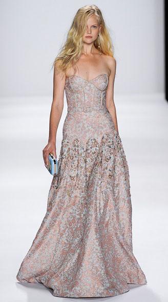 Badgley Mischka Spring Summer 2015 Womenswear 8