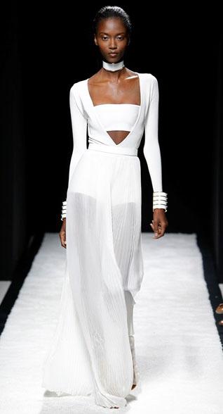 Balmain Spring Summer 2015 Womenswear 1