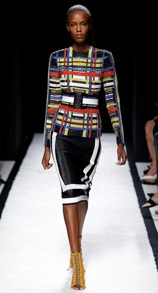 Balmain Spring Summer 2015 Womenswear 12