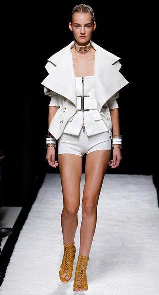 Balmain Spring Summer 2015 Womenswear 3