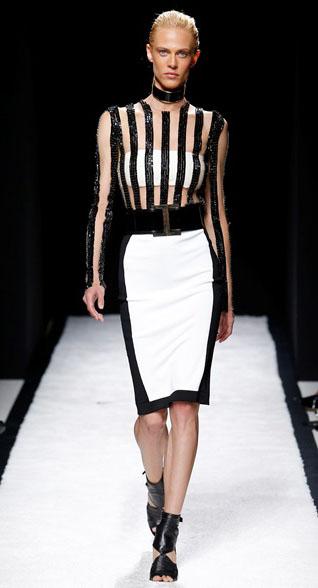 Balmain Spring Summer 2015 Womenswear 9
