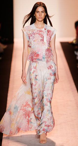 Bcbg Max Azria Spring Summer 2015 Womenswear 5