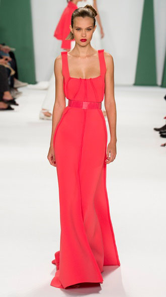 Carolina Herrera Spring Summer 2015 Womenswear 2