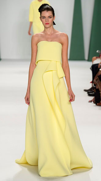 Carolina Herrera Spring Summer 2015 Womenswear 3