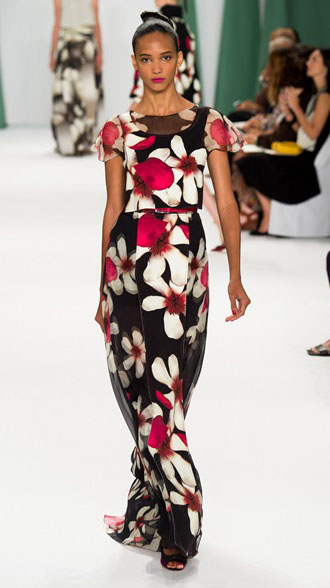Carolina Herrera Spring Summer 2015 Womenswear 6
