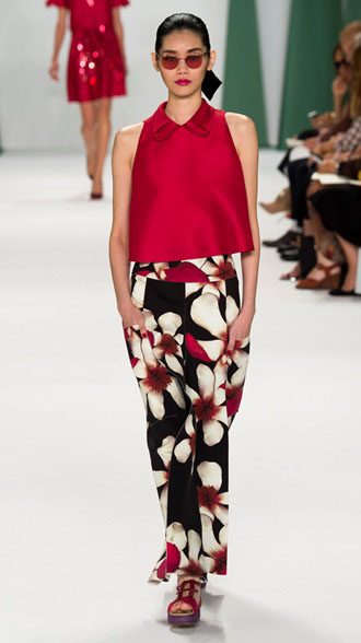 Carolina Herrera Spring Summer 2015 Womenswear 7