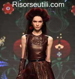 Aigner fall winter 2015 2016 womenswear