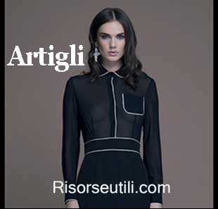 Artigli fall winter 2015 2016 womenswear