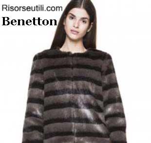 Benetton fall winter 2015 2016 womenswear