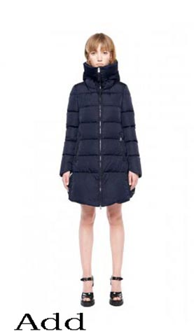 Down jackets Add fall winter Add womenswear 16