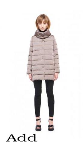 Down jackets Add fall winter Add womenswear 17